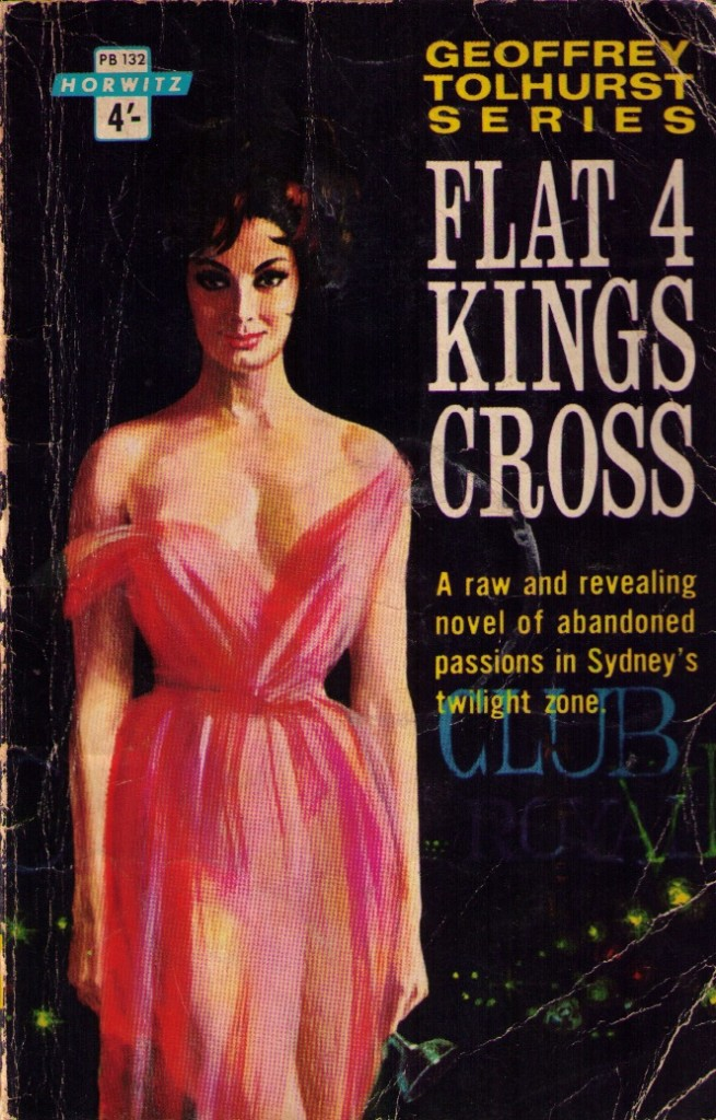Flat 4 Kings Cross Horwitz 1963