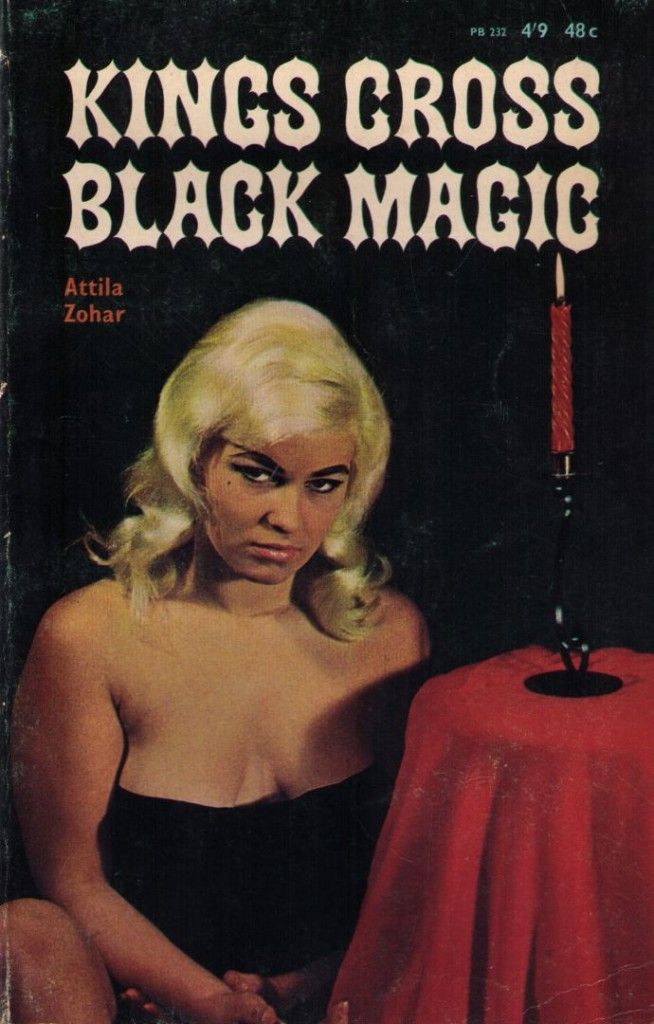 Kings Cross Black Magic Horwitz Publications 1965