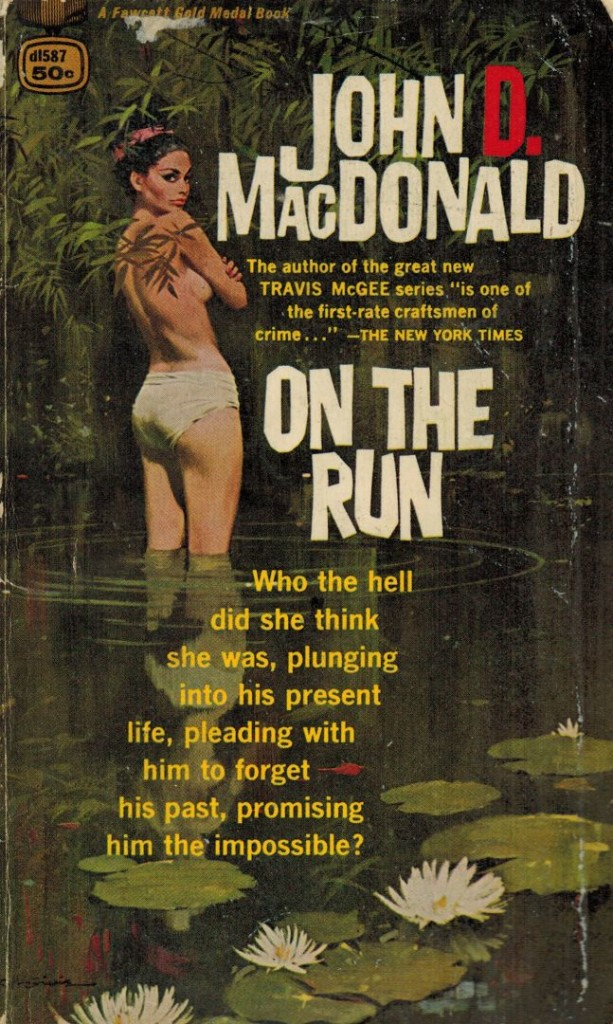 On The Run Gold Medal Books 1963