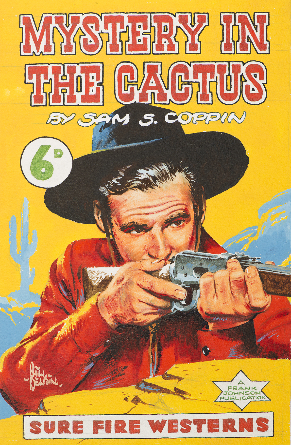 Mystery in the Cactus (1)