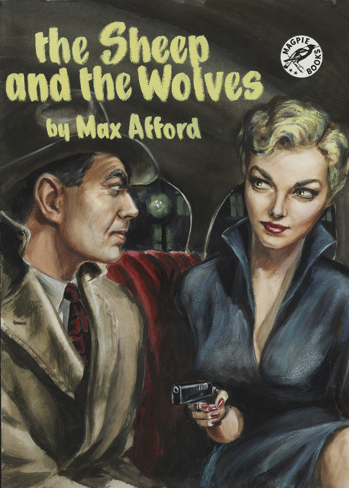 The Sheep and the Wolves, 1947