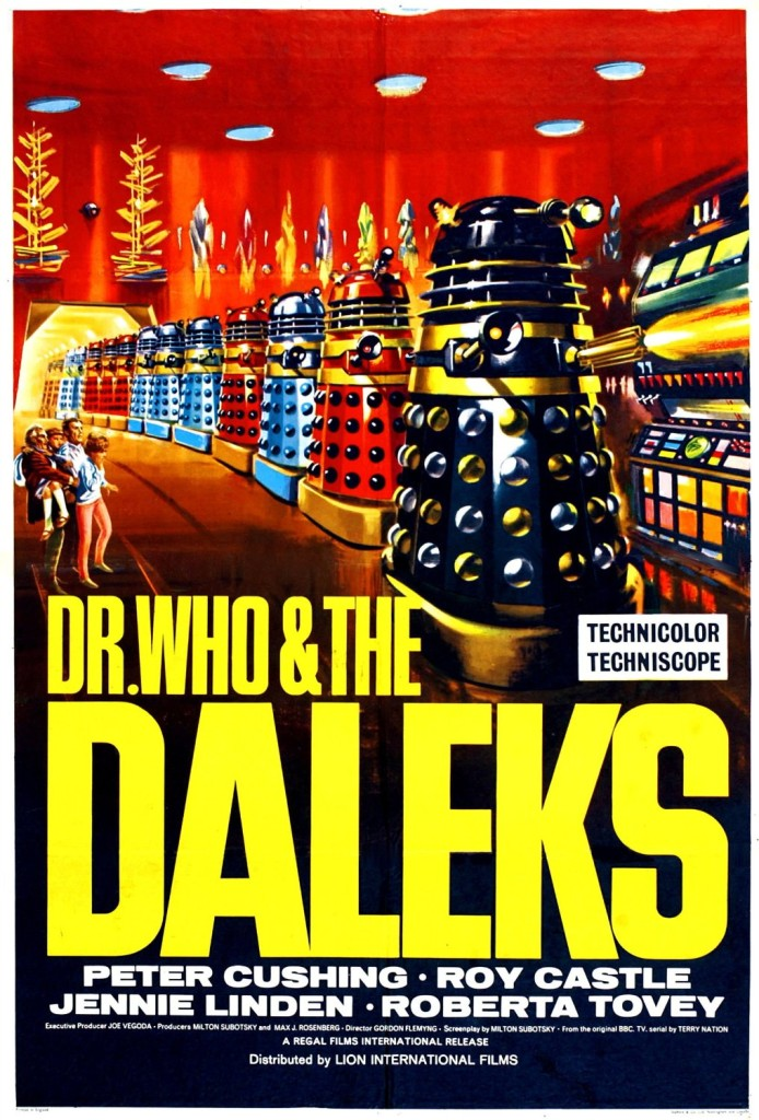 Dr Wo and the Daleks