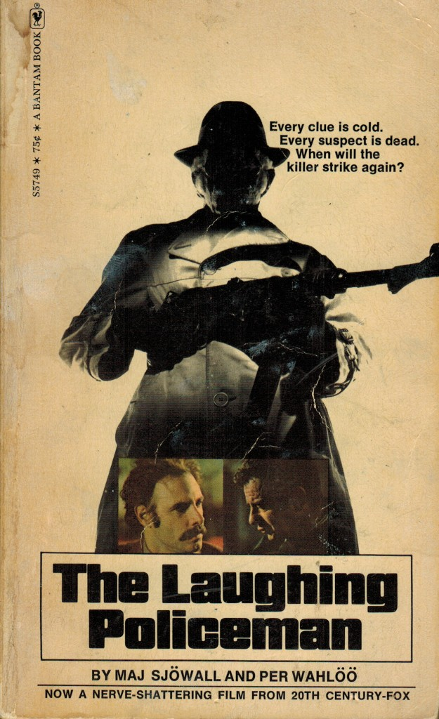 The Laughing Policeman Bantam 1974