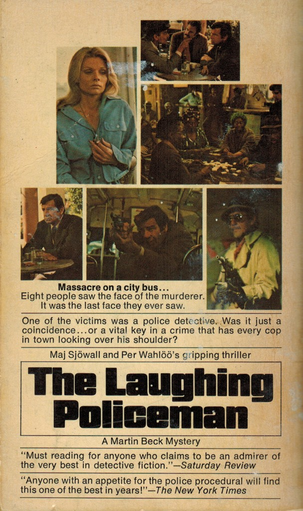 The Laughing Policeman back