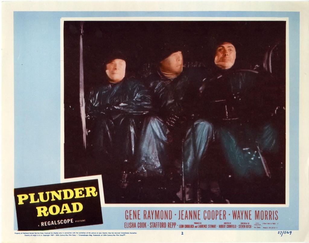 Plunder Road lobby