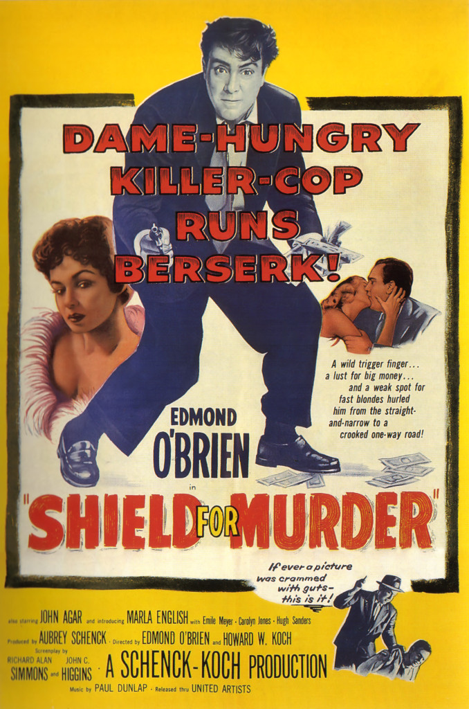 Shield for Murder (1954)