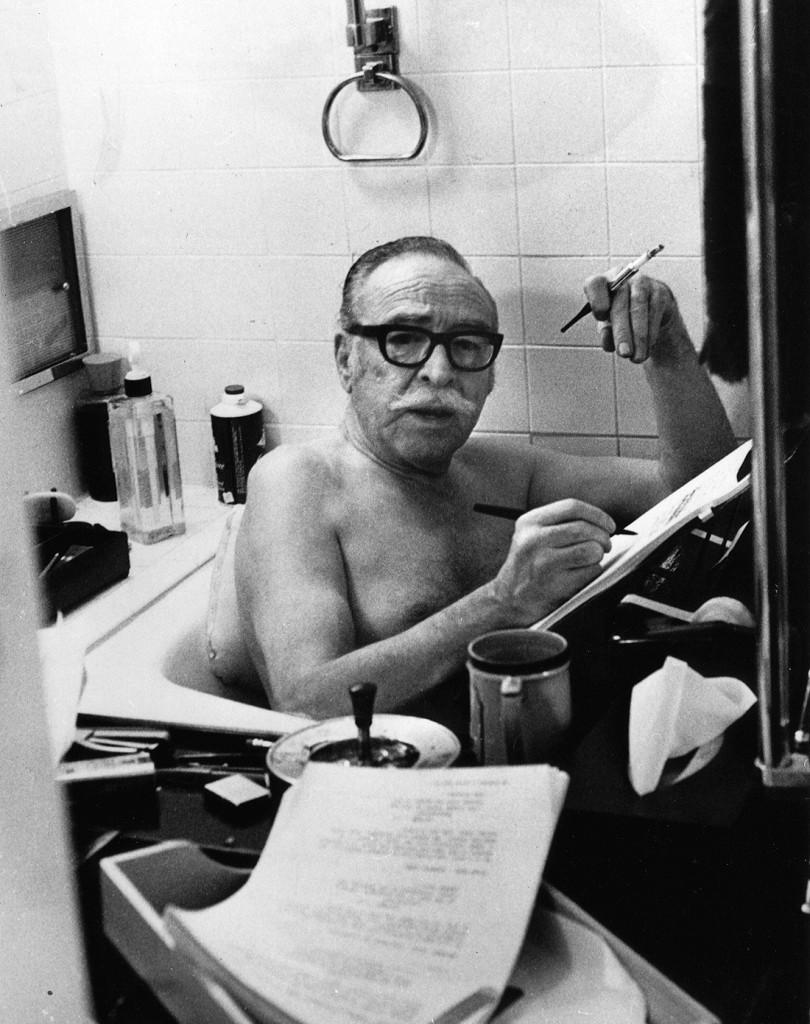 Trumbo bath tub