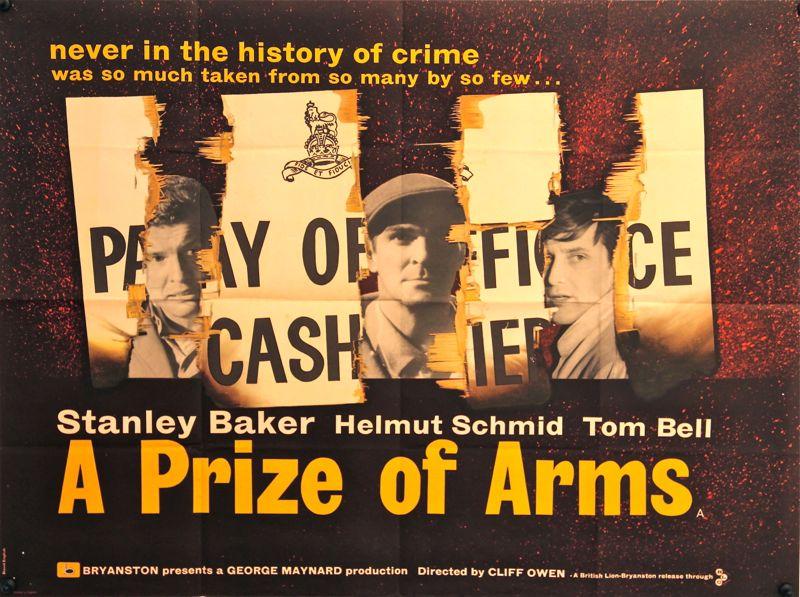 A Prize of Arms Quad
