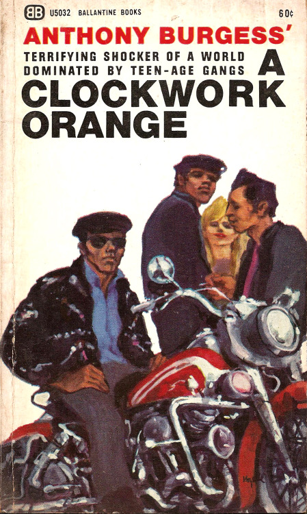 a choice of goodness in anthony burgess a clockwork orange